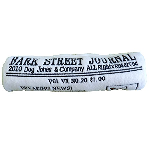 Dog Diggin Designs Runway Pup Collection | Unique Squeaky Plush Dog Toys - Prêt-à-Porter Dog Bones, Balls & More]()