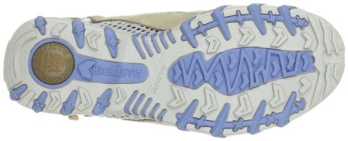 Allrounder by Mephisto NIRO C.SUEDE 80 / OPEN MESH 12 NATURE/COOL GREY P2001181 - Zapatillas de fitness de terciopelo para mujer Beige (Beige (NATURE/COOL GREY C.SUEDE 80 / OPEN MESH 12))