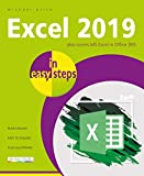 img - for Excel 2019 in easy steps book / textbook / text book