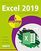 Excel 2019 in easy steps Front Cover