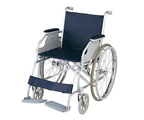 【非課税】ナビス 車椅子 NWC-10S (自走式/スチール製)/8-5952-11 B07B9ZT816