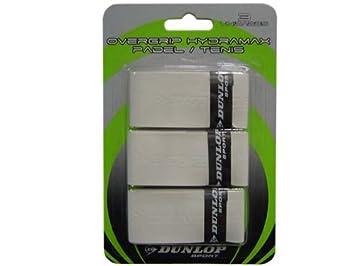Dunlop - Overgrip dunlop hydramax (3 uds): Amazon.es: Deportes y aire libre