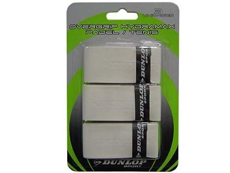 Dunlop - Overgrip dunlop hydramax (3 uds): Amazon.es: Deportes y ...