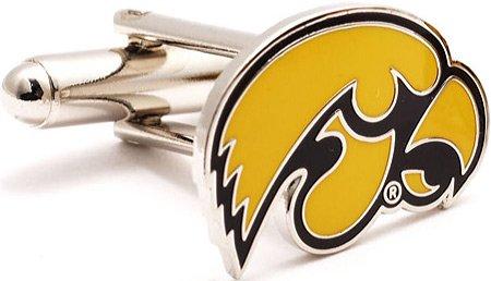 Cufflinks Inc Men's Iowa Hawkeyes