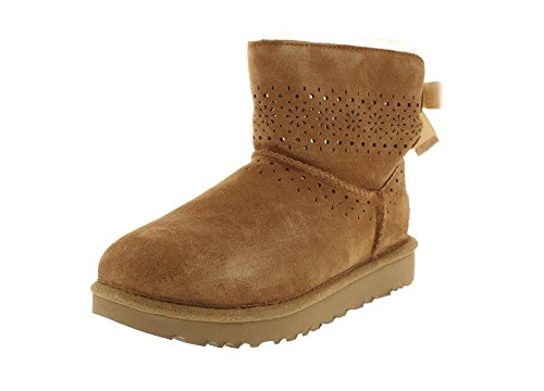 Perf Ugg Sunshine Dae Chestnut Bottes Marron tarUt