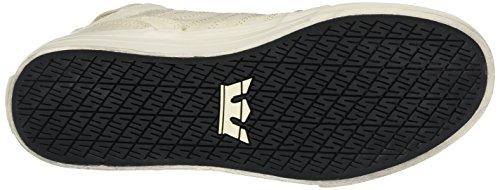Supra Skytop Medium Sneaker Aus Weiß-aus-Weiß