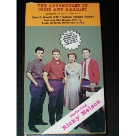 Adventures of Ozzie and Harriet. Vol 7 [VHS]