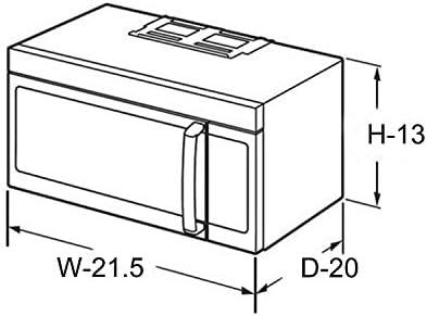 Dream Care - Couvercle four micro-ondes pour IFB 25 litres 25BCSDD1