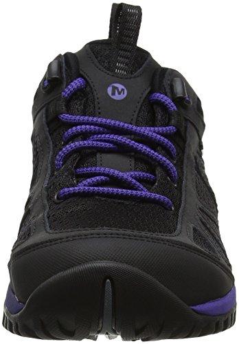 para Senderismo Merrell Q2 Zapatillas Negro Sport Siren Black Mujer Black Liberty Liberty de 6EqqrcXYxw
