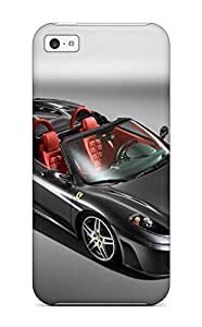 DanRobertse NMPyvtS6069YGvHF Protective Case For Iphone 5c(ferrari F430 Pic)