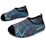 Best Water Shoes For Children - JOINFREE Children Black Swim Water Shoes Socks Breathable Review