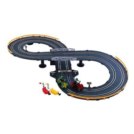 Battery Operated ATV Jr. Road Racing Set, Includes 2 Racers, 2 Speed Controllers and A Lap Counter Track, Ideal for Playing Solo or With a Friend by Generic (Image #1)
