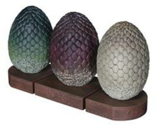 Dark Horse Deluxe Game of Thrones: Dragon Egg Bookends Diamond Comic Distributors SEP150102 Accessory Misc. Product
