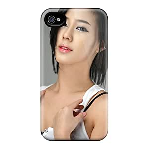 Fly Angel Scratch-free Phone Case For Iphone 4/4s- Retail Packaging - Korean Kim Ha Yul by Maris's Diary