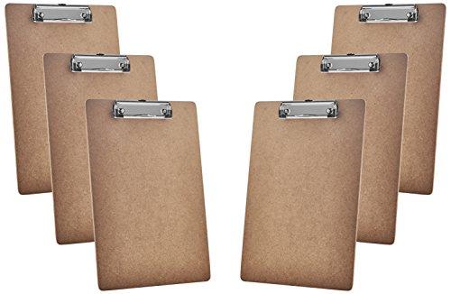 Acrimet Clipboard Letter Profile Hardboard
