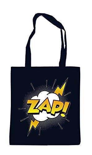 Zap Comic Bag Black Certified Freak