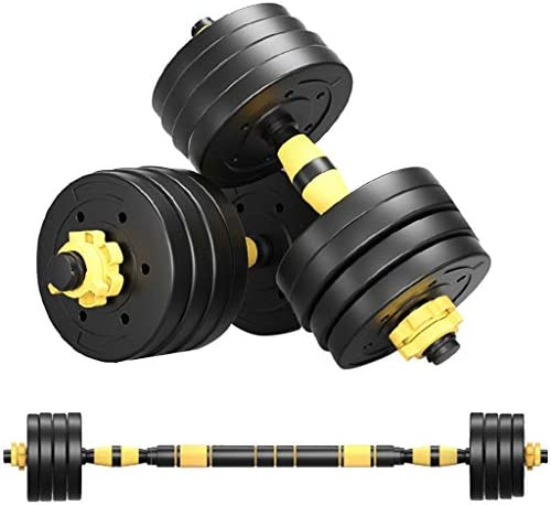 GY613 Adjustable Dumbbell Set, Gym Workout Exercise Training, 22LB, 44LB, 66LB 110LB Weights Dumbbells Home Fitness Equipment for Men and Women Home Fitness Weight Set