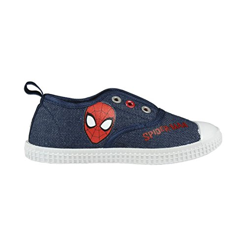 Cerdá Zapatilla Lona Baja Spiderman