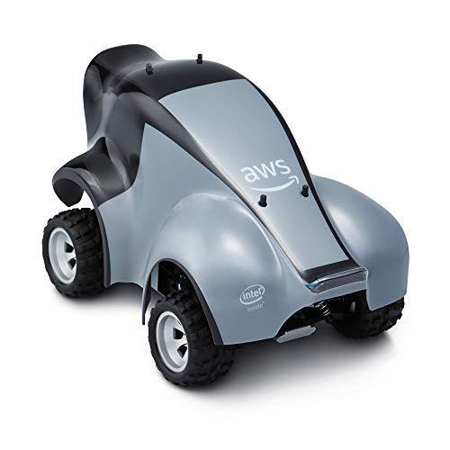 AWS DeepRacer - Fully autonomous 1/18th scale race car for developers
