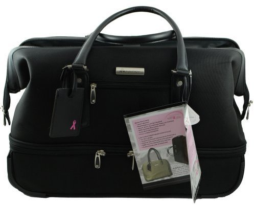 mcbrine-2-piece-luggage-set-ladies-black-4-pieces