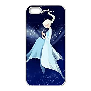 Frozen pretty practical drop-resistance Phone Case Protection for iPhone 5S(TPU)