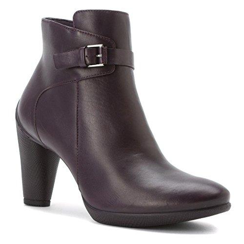 Ecco Footwear Womens Sculptured 75 Mid Boot, Night Shade, 38 EU/7-7.5 M US