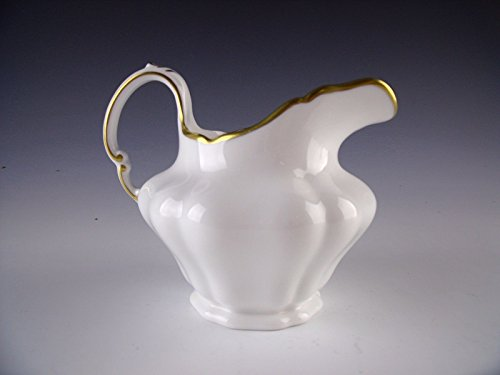 - Spode China NORDIC - Gold 6 oz Creamer EXCELLENT