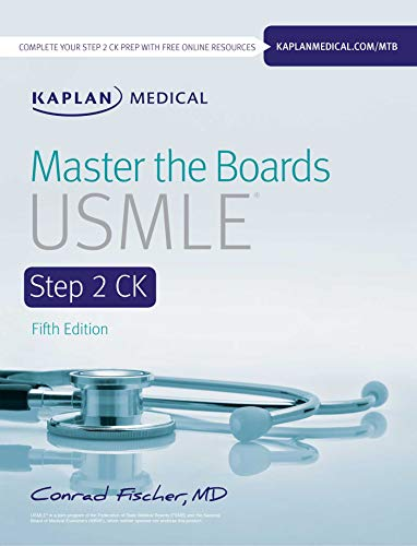 - Master the Boards USMLE Step 2 CK