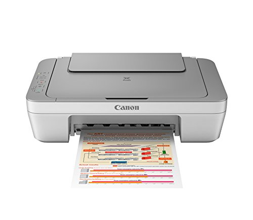 Canon PIXMA MG2420 Inkjet Photo Printer, Copy/Print/Scan by Canon