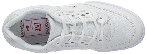 Lacoste L!VE INDIANA 416 1 C - Zapatillas para mujer Wht