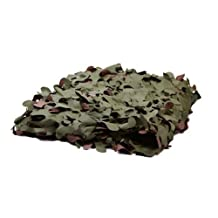 Camouflage Netting, Camo Net 6ft x 6ft, Fire Retardant Camo Netting, Hides,