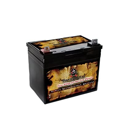 12V 35Ah Renewable Energy Solar Industial Deep Cycle Battery