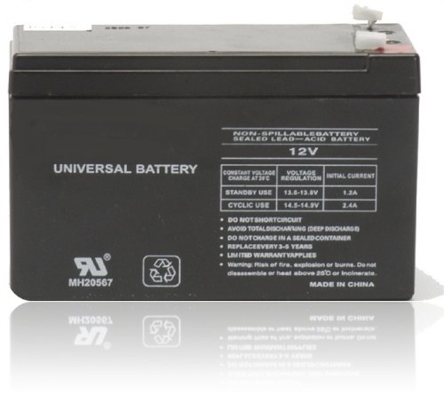 WKA12-7.5F Sealed Battery Replacement 12V 8ah F2