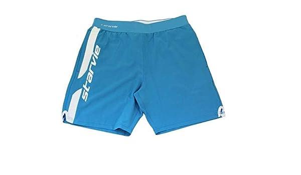 Pantalón corto pádel Pro Blue (S): Amazon.es: Deportes y aire libre