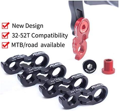 Aluminum Alloy MTB Mountain Bike Rear Hanger Derailleur Extension Extender xq