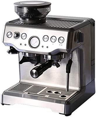 Hebry Coffee Machine With Milk Frother Coffee Maker Bean To