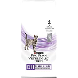 Purina Pro Plan Veterinary Diets DH DH Dental Health Dry Food - (1) 6 lb. Bag