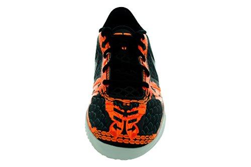 Nike Store Drengs Kobe Bryant S Kb Mentalitet Basketball Sko, Blk / Tumlede Grå / Orange Pwtr / Blk / Tmbld Gry / Nght Slv