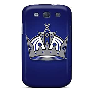 Samsung Galaxy S3 Vjr5436GiBr Provide Private Custom High-definition Los Angeles Kings Image Shockproof Hard Phone Cases -MansourMurray