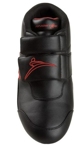 Ringstar Fight Pro Martial Arts Shoe, Black, 12
