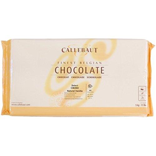 Callebaut White Block 26 % (11 lb)