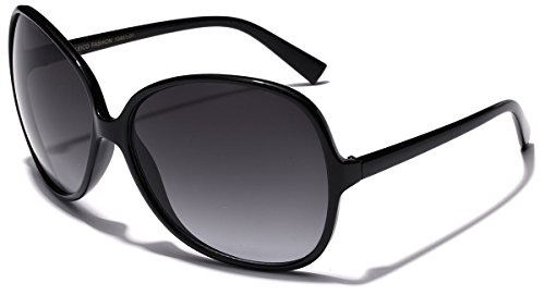 Oversized Big Round Frame Womens Celebrity (Big Designer Sunglasses)