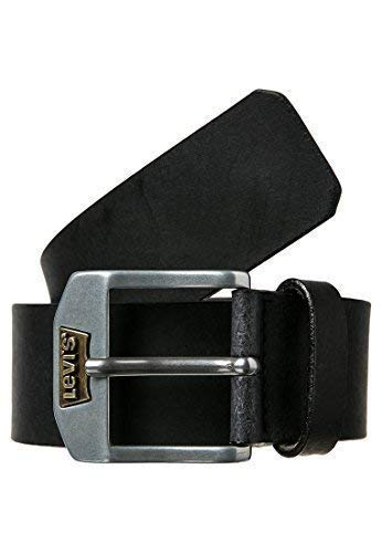 Men cintura in 5118 Codice For Cintura '' nera Logo Levis jeans 32 stile pelle W28 con 30 8wqt55B