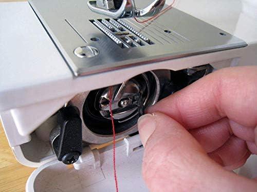 Conjunto de 2 Canillero Más 10 Canilla Metal de Máquina Costura ...