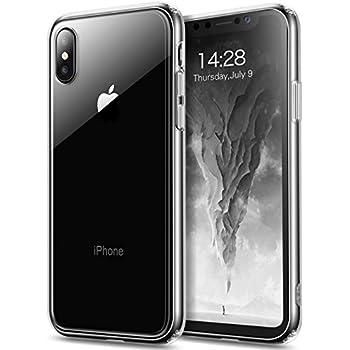 iphone x transparent phone case