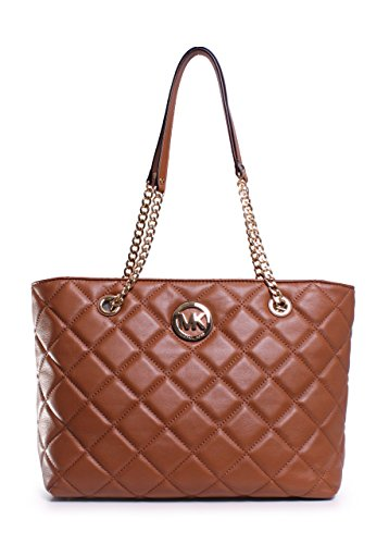 Michael Kors Fulton Quilted Large East West Tote in - Michael Official Shop Kors