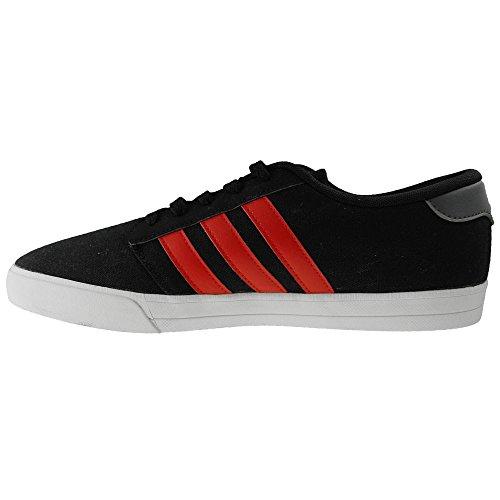 adidas Vs Skate, Scarpe da Skateboard Uomo, Nero (Negbas/Escarl/Grpudg), 42 EU