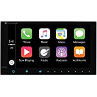 PLANET AUDIO PCP9800A Apple CarPlay Multimedia Receiver Model Bluetooth, Double-Din, Android Auto, 6.75 Touchscreen (No CD/DVD Player)