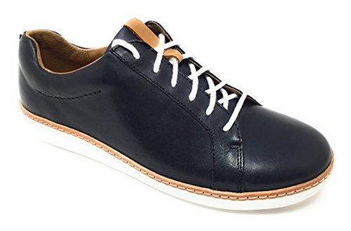 Womens Amberlee Sneaker Rosa CLARKS Navy 7daTfqx