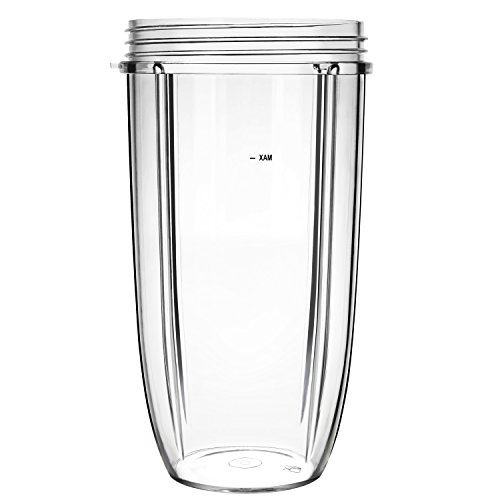32oz Replacement Mug Tall Large Cup for Nutri Bullet for sale  Delivered anywhere in USA